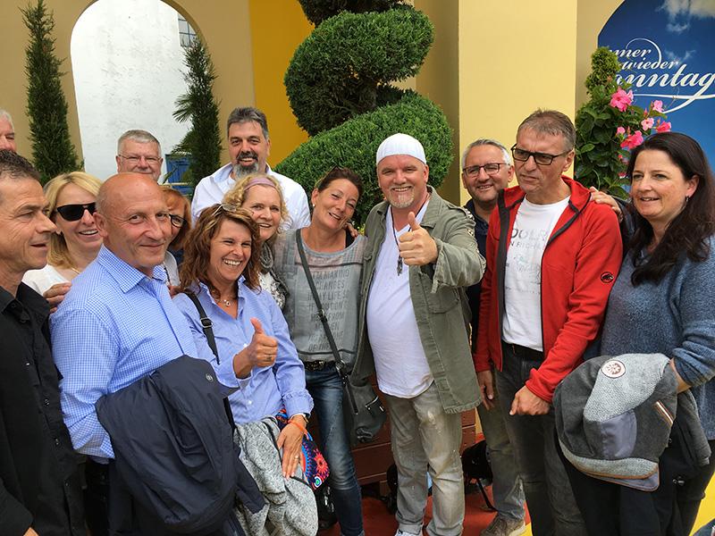 BDS Aspach Jahresausflug Freiburg 2017