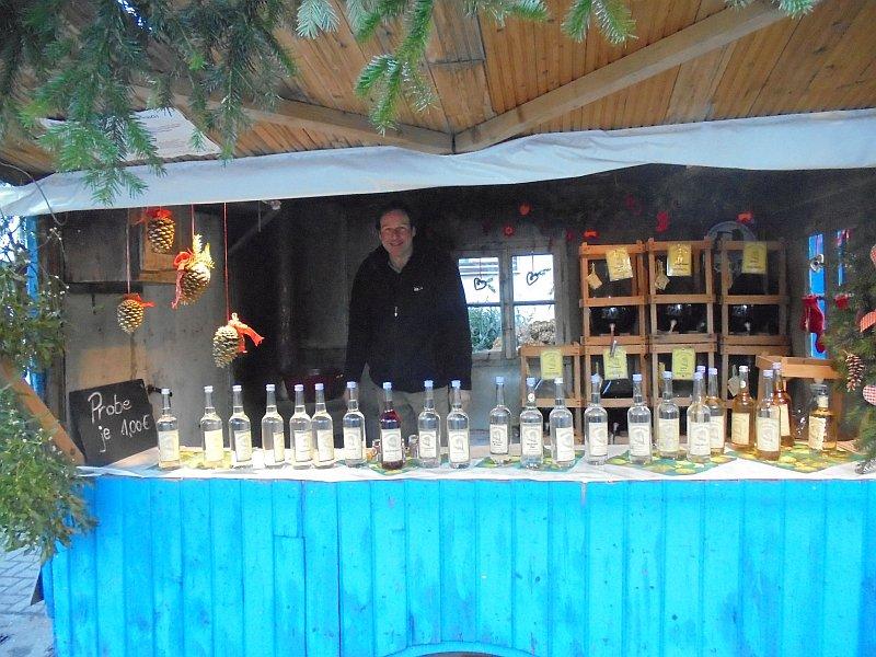 Weihnachtsmarkt Aspach 2016
